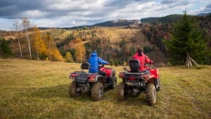 Difference Between Sport and Utility ATV