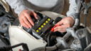 How to Change the Motorcycle Battery
